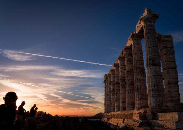 Temple of Poseidon - Sounio