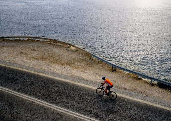 Riding along Athens' most scenic coastal route, all the way to Poseidon's temple - Road Cycling in Athens gr GrCycling