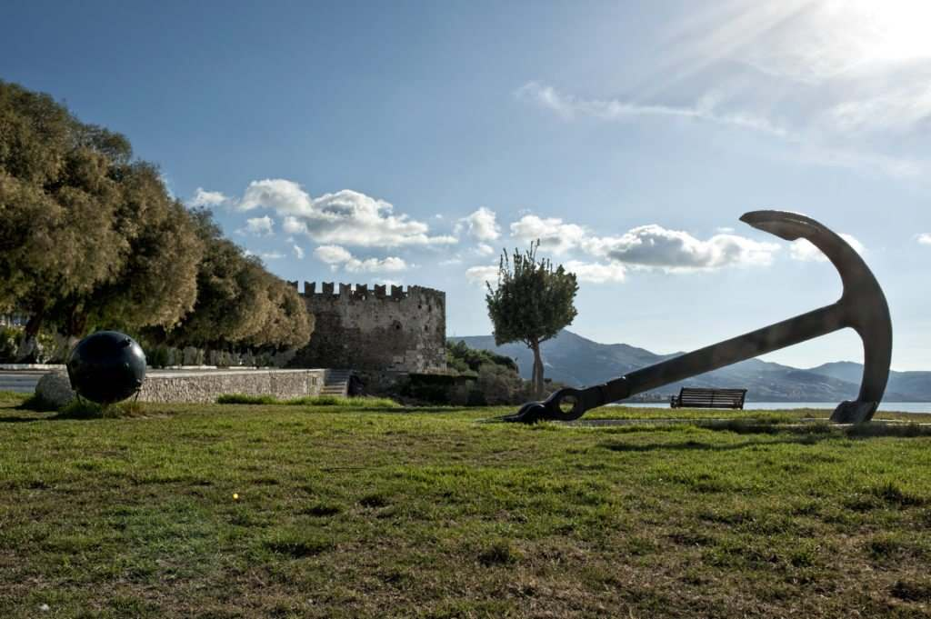 Bourgi Fortress (Karystos) - Cycling in Evia