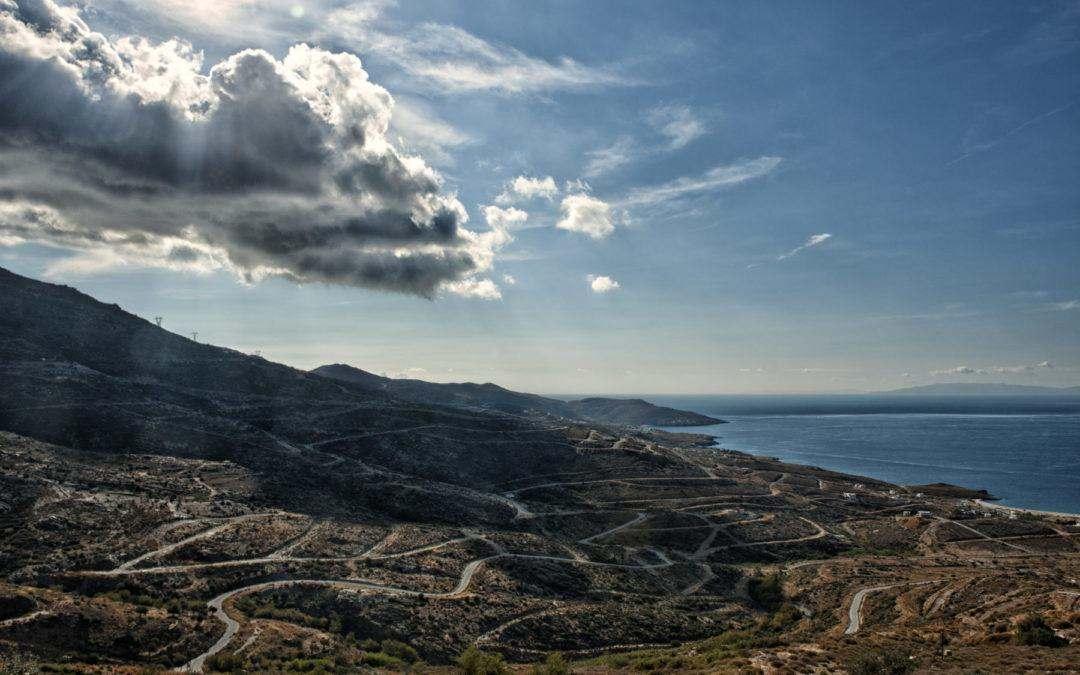Athens to Karystos