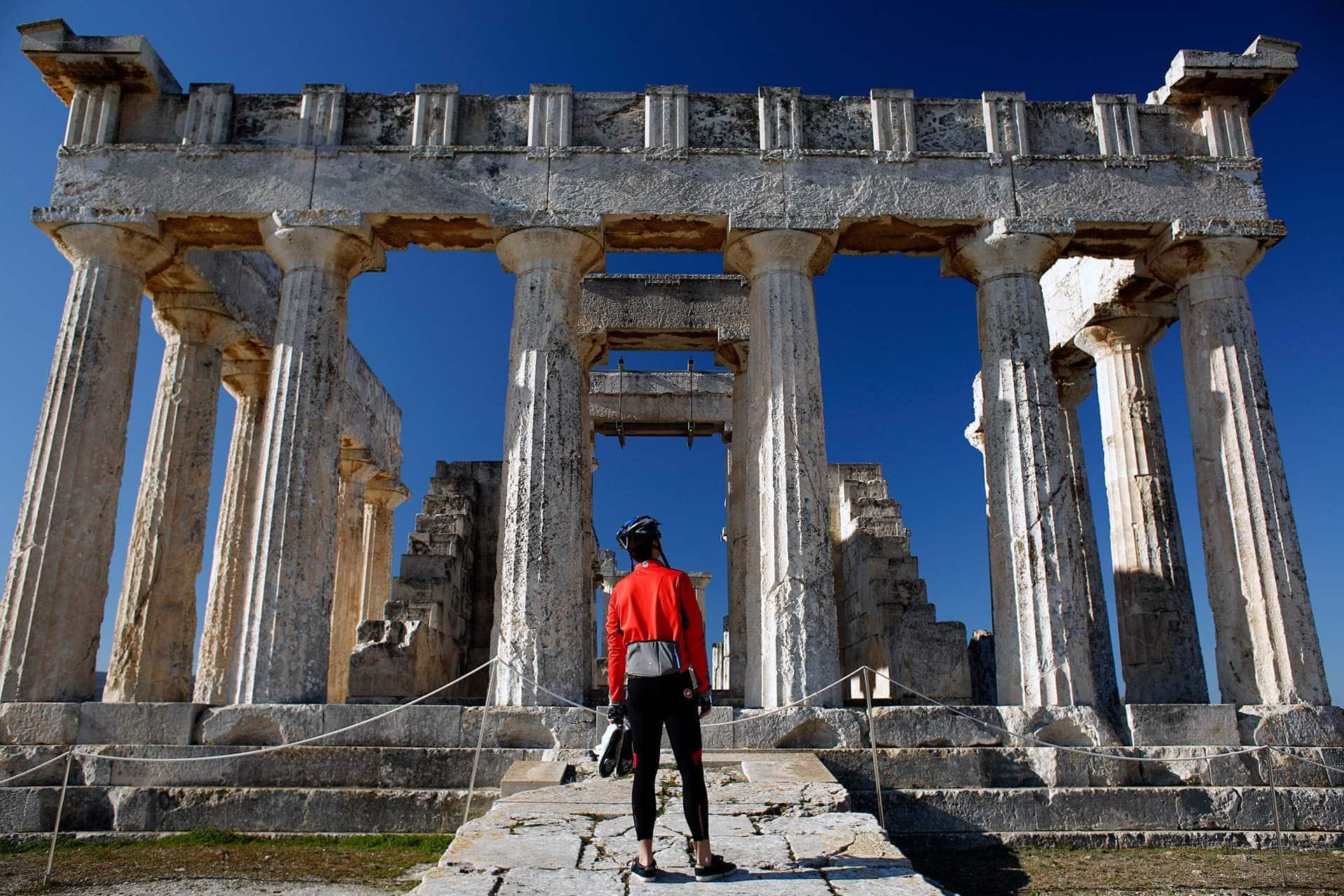 Temple of Aphaia - Aegina Island