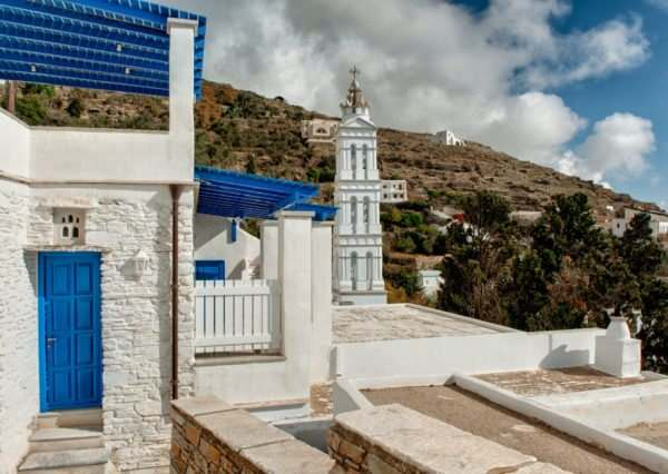 Kardiani Village - Tinos Island