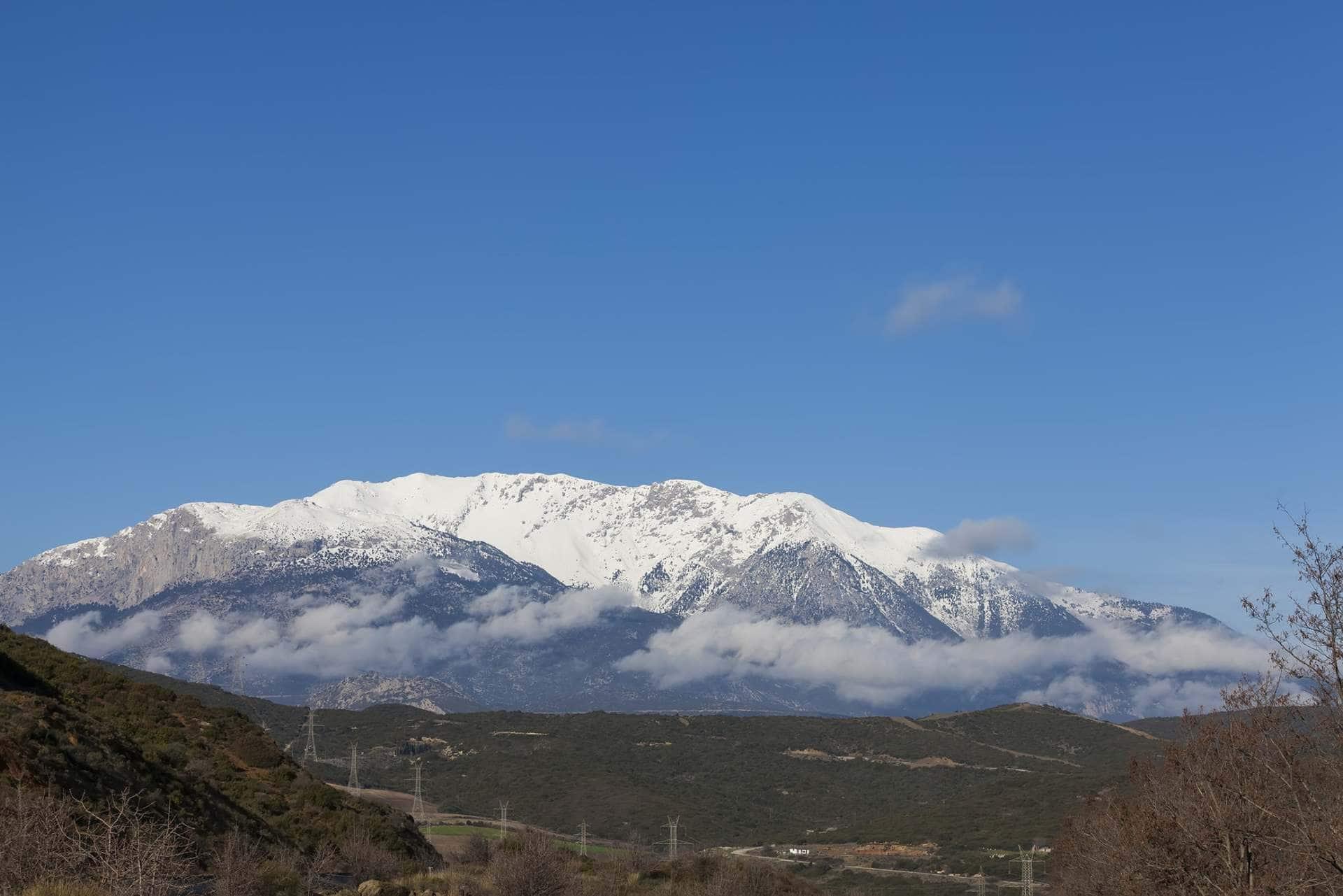Mt Parnassus - Close to Arachova and Delphi Area - Gr Cycling
