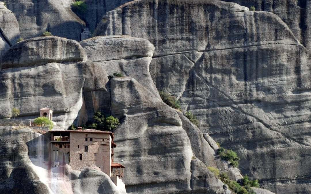 Cycling Plastira Lake & Meteora