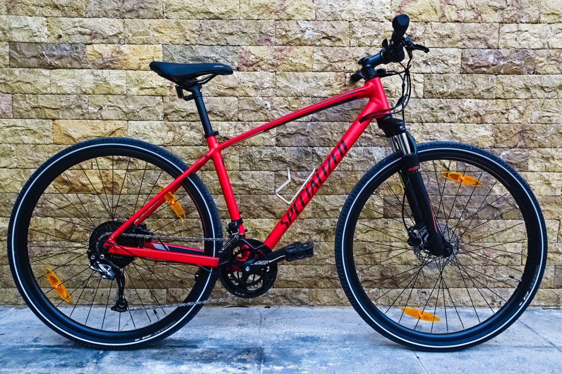 Specialized Crosstrail Fitness Bike Grcycling Rentals