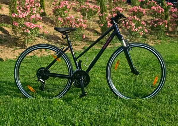 Bike Rentals in Athens - Women Fit Aluminium Fitness Bike Bicycle - Specialized Ariel 2017