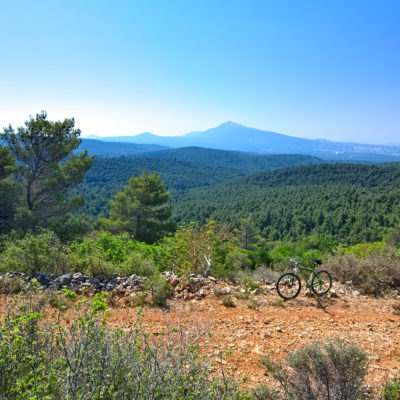 Mountain Biking (MTB) in Athens - Best MTB Trails Parnitha Mountain - Gr Cycling
