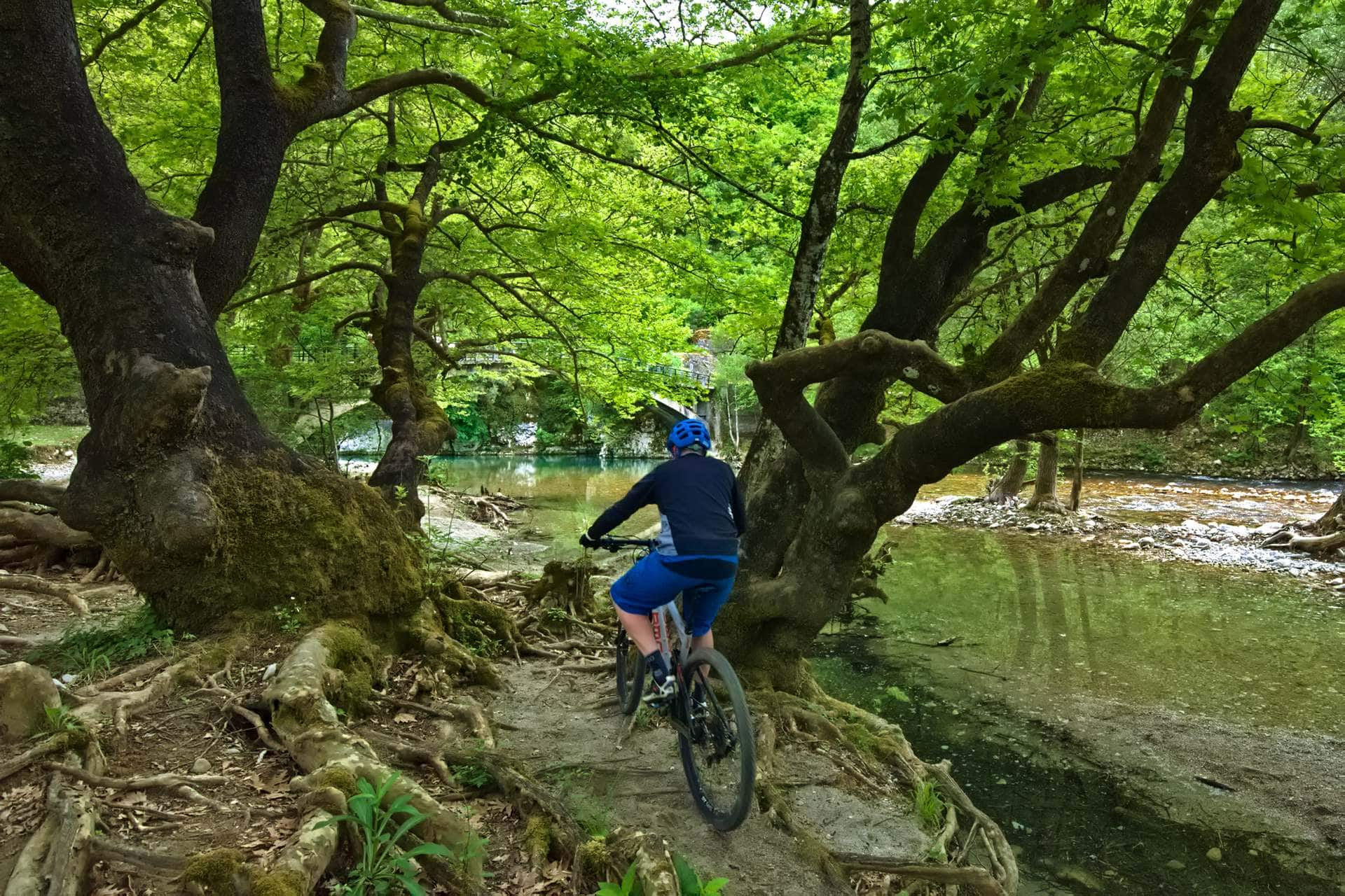 Mountain Biking in Epirus, Zagoria GrCycling