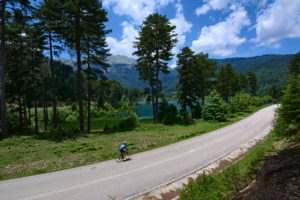Cycling in Peloponnese by GrCycling