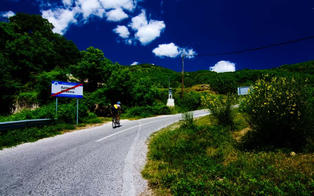 Cycling in Pelion - One of the best cycling experiences - GrCycling