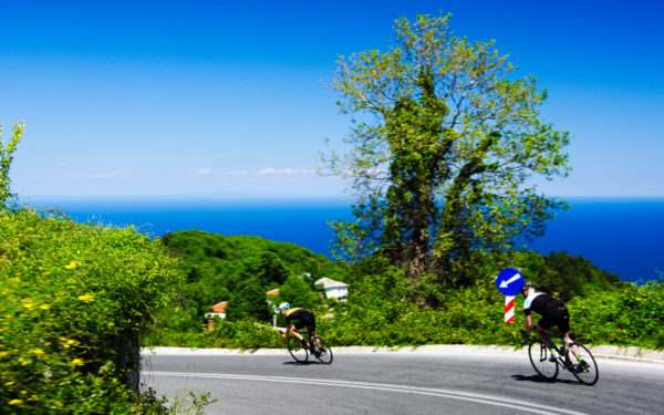 Pelion, Cycling on the land of Centaurs