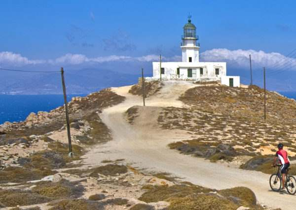 Cycling in Mykonos is a wonderful experience - Rent a bike in Mykonos