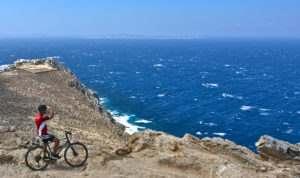Cycling in Mykonos is a wonderful experience - Rent a bike in Mykonos